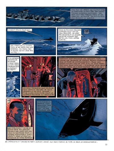 Page 7 Tramp tome 4 - pour hélène