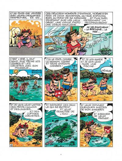 Page 6 Cestac pour les grands tome 2 - la vie en rose