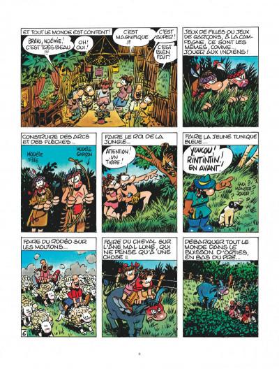 Page 8 Cestac pour les grands tome 2 - la vie en rose