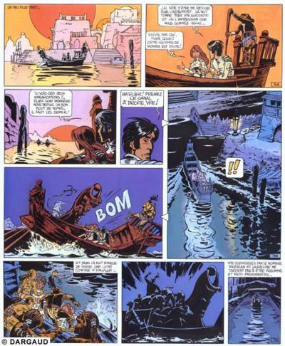 Page 1 Valérian tome 2 - l'empire des mille planètes