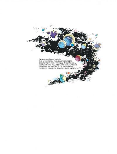 Page 3 Valérian tome 2 - l'empire des mille planètes