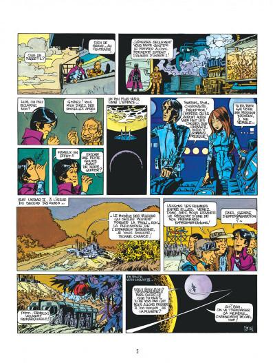 Page 5 Valérian tome 3 - le pays sans étoile