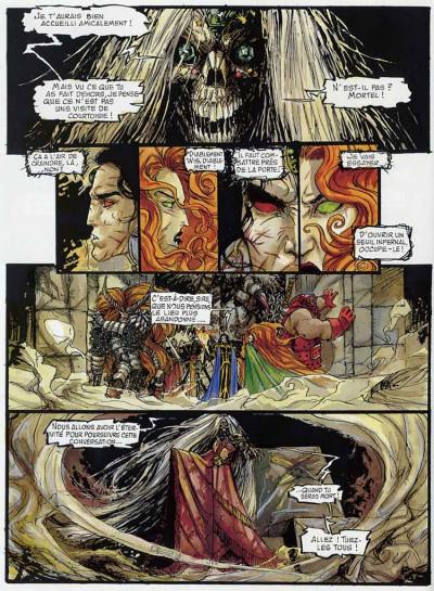 Page 2 Chroniques de la lune noire tome 8 - le glaive de justice