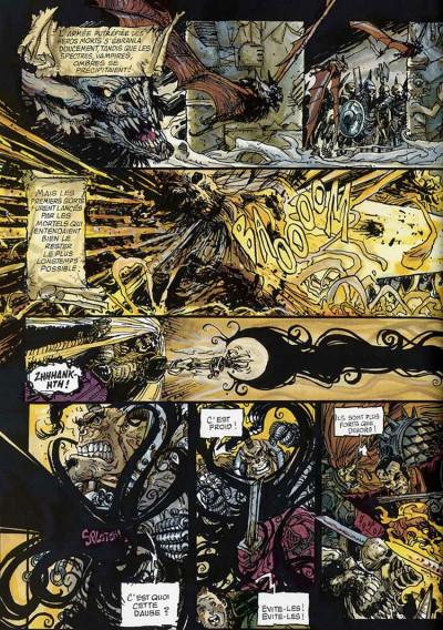 Page 4 Chroniques de la lune noire tome 8 - le glaive de justice