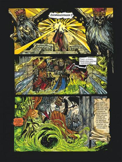 Page 7 Chroniques de la lune noire tome 8 - le glaive de justice