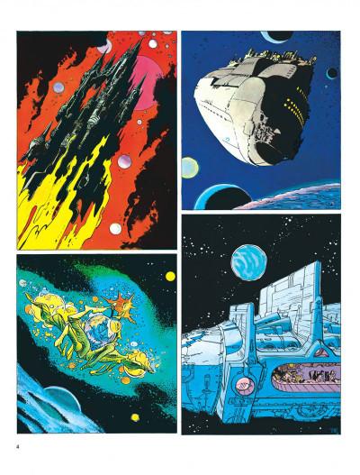 Page 4 Valérian tome 8 - les héros de l'equinoxe