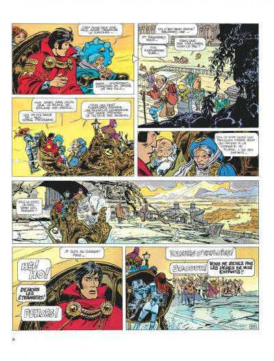 Page 8 Valérian tome 8 - les héros de l'equinoxe