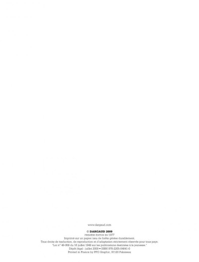 Page 2 Valérian tome 7 - sur les terres truquées