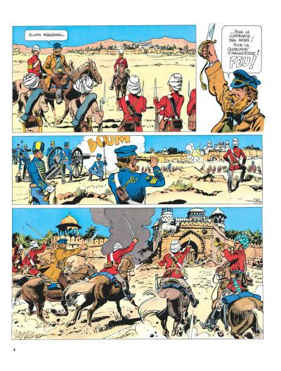 Page 4 Valérian tome 7 - sur les terres truquées