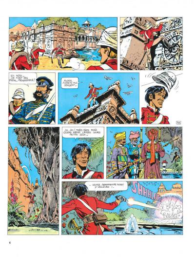 Page 6 Valérian tome 7 - sur les terres truquées
