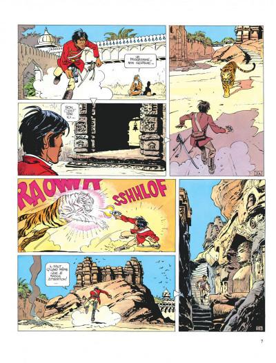 Page 7 Valérian tome 7 - sur les terres truquées