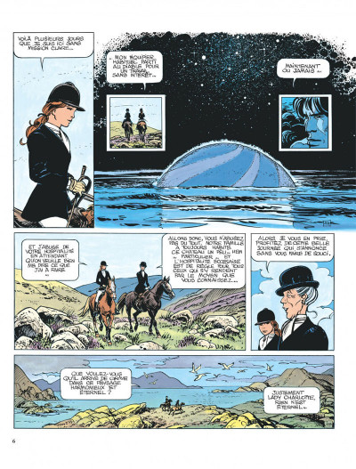 Page 6 Valérian tome 11 - les spectres d'inverlock