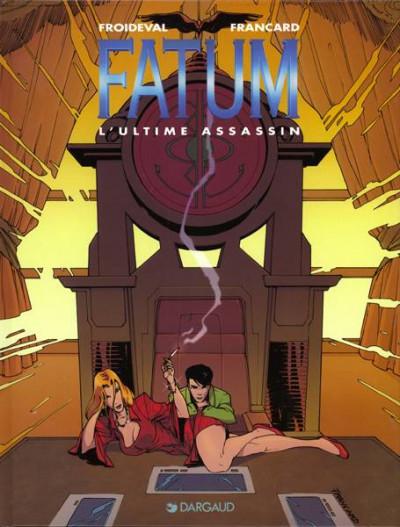image de Fatum tome 3 - l'ultime assassin