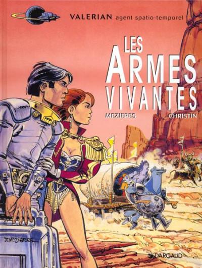image de Valérian tome 14 - les armes vivantes
