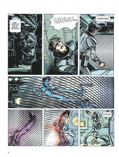 Page 4 Valérian tome 14 - les armes vivantes