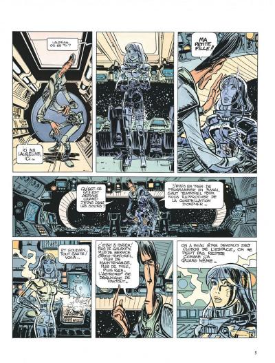 Page 5 Valérian tome 14 - les armes vivantes