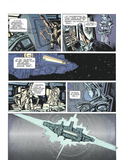 Page 6 Valérian tome 14 - les armes vivantes