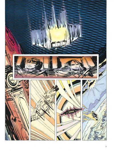 Page 7 Valérian tome 14 - les armes vivantes