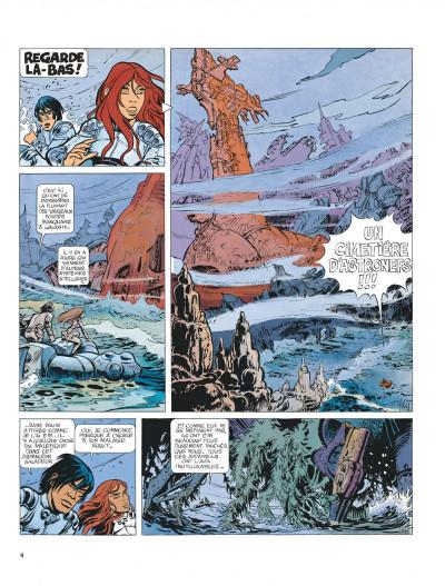 Page 4 Valérian tome 5 - les oiseaux du maitre