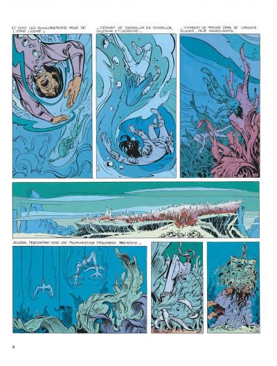 Page 6 Valérian tome 5 - les oiseaux du maitre