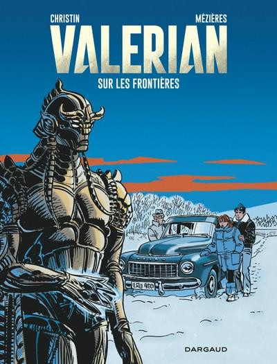 Couverture Valérian tome 13