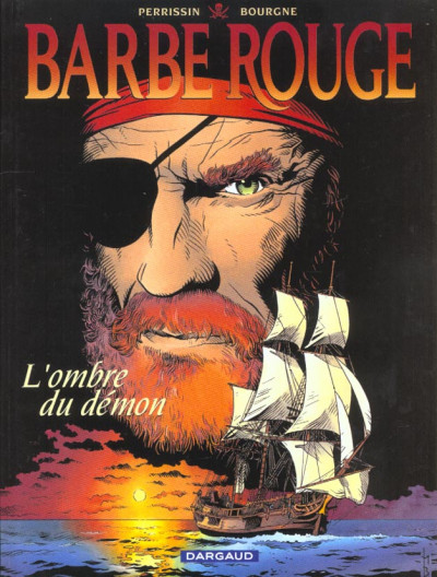 Couverture Barbe rouge tome 25