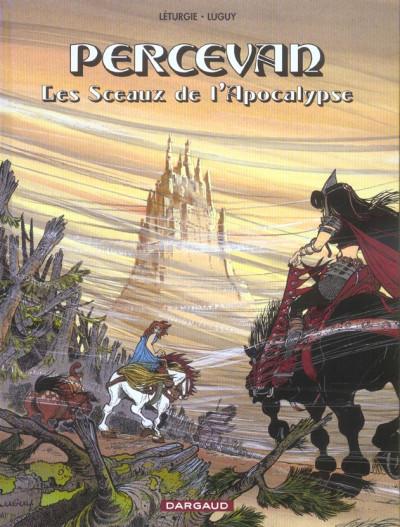 Couverture Percevan tome 11 - les sceaux de l'apocalypse