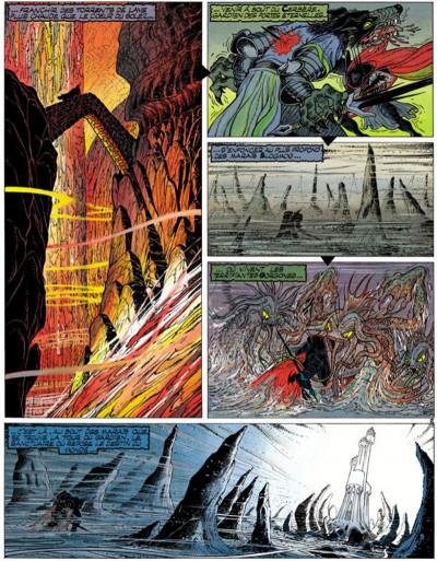 Page 2 Percevan tome 11 - les sceaux de l'apocalypse