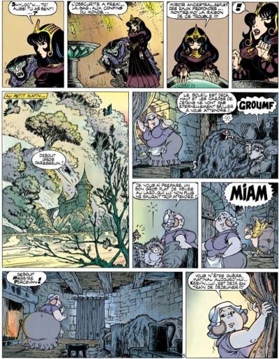 Page 5 Percevan tome 11 - les sceaux de l'apocalypse