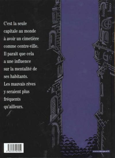 Dos Urani tome 1 - la ville des mauvais rêves