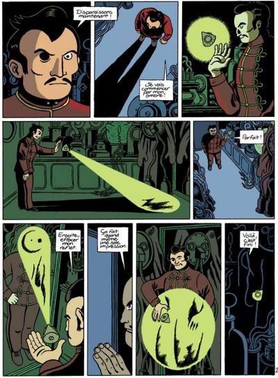 Page 1 Urani tome 1 - la ville des mauvais rêves