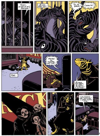 Page 2 Urani tome 1 - la ville des mauvais rêves