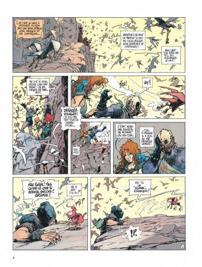Page 6 La quête de l'oiseau du temps tome 4 - l'oeuf des ténèbres