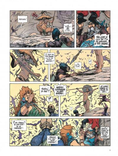 Page 7 La quête de l'oiseau du temps tome 4 - l'oeuf des ténèbres