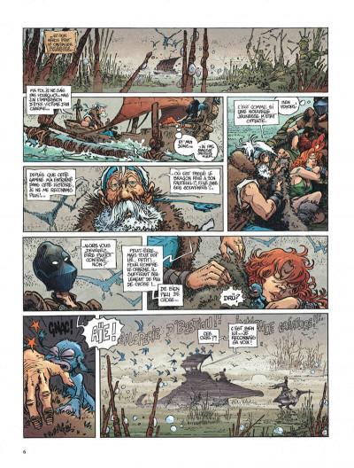 Page 6 La quête de l'oiseau du temps tome 2 - le temple de l'oubli