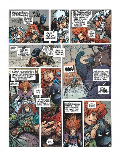 Page 7 La quête de l'oiseau du temps tome 2 - le temple de l'oubli