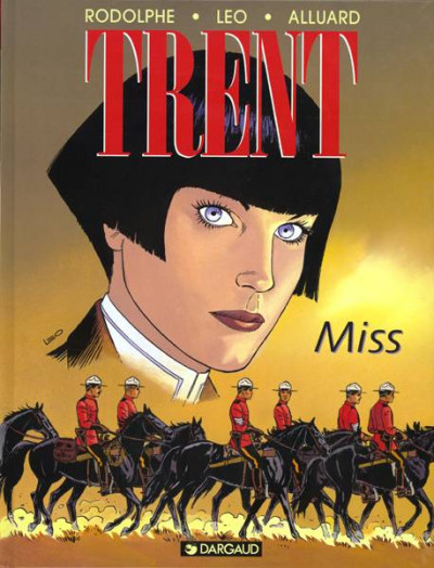 Couverture Trent tome 7 - miss