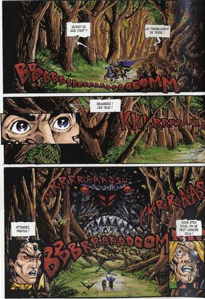 Page 4 Chroniques de la lune noire tome 9 - les chants de la négation