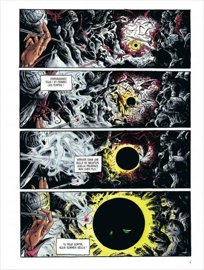 Page 5 Chroniques de la lune noire tome 9 - les chants de la négation