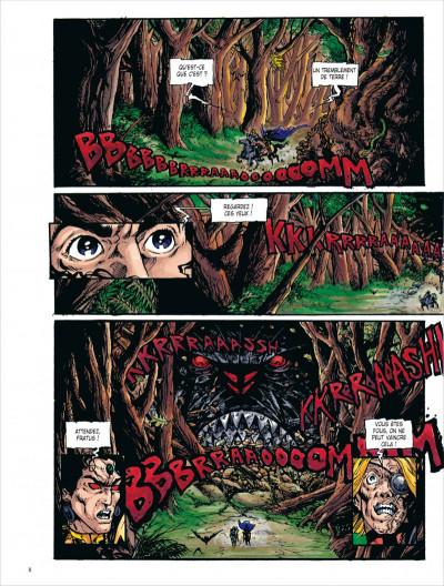 Page 8 Chroniques de la lune noire tome 9 - les chants de la négation
