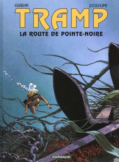 Couverture Tramp tome 5 - la route de pointe-noire