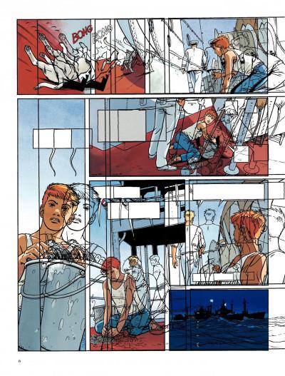Page 2 Tramp tome 5 - la route de pointe-noire