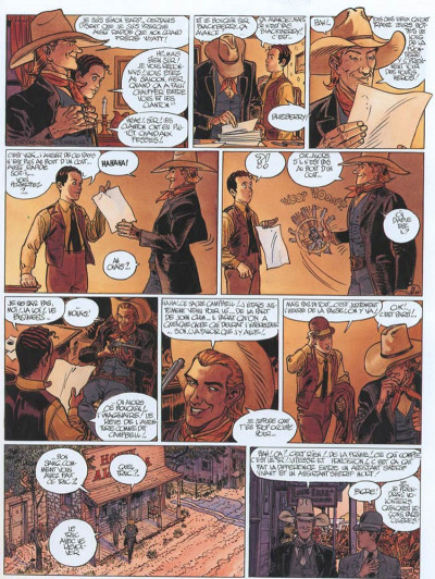 Page 3 Blueberry tome 26 - geronimo l'apache
