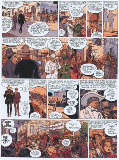 Page 4 Blueberry tome 26 - geronimo l'apache