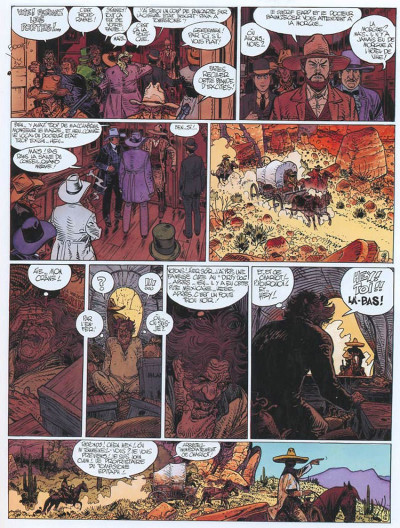 Page 5 Blueberry tome 26 - geronimo l'apache