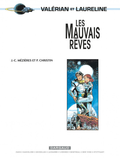 Page 5 Valérian tome 0 - les mauvais rêves
