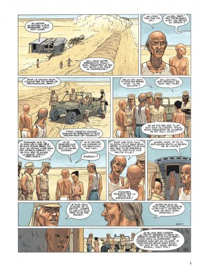 Page 3 Bételgeuse tome 1 - la planète