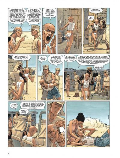 Page 4 Bételgeuse tome 1 - la planète