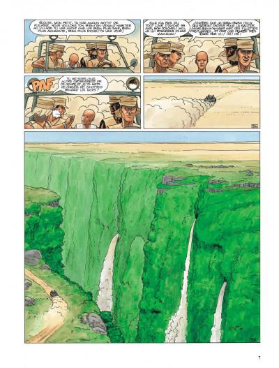 Page 5 Bételgeuse tome 1 - la planète