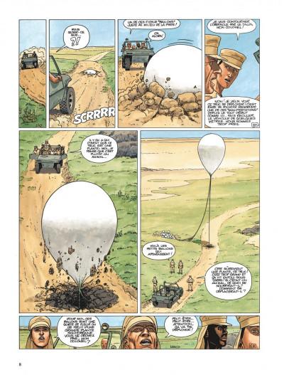 Page 6 Bételgeuse tome 1 - la planète